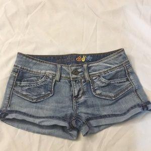 Mudd Jean shorts size 5